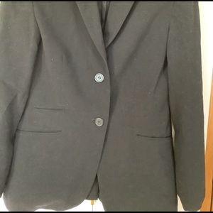 The Limited Stretch Black Blazer Jacket